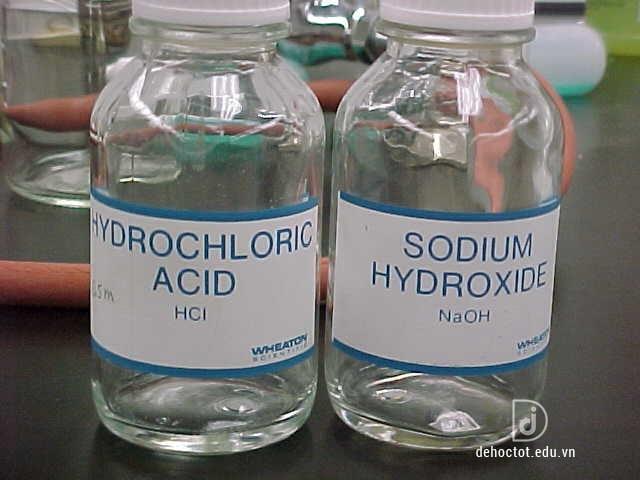 Thầy giáo bắt học sinh uống HCL vì không hoàn thành thí nghiệm