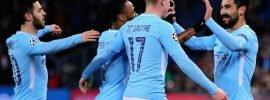 Thắng đậm lượt đi, Man City giành vé vào tứ kết Champions League