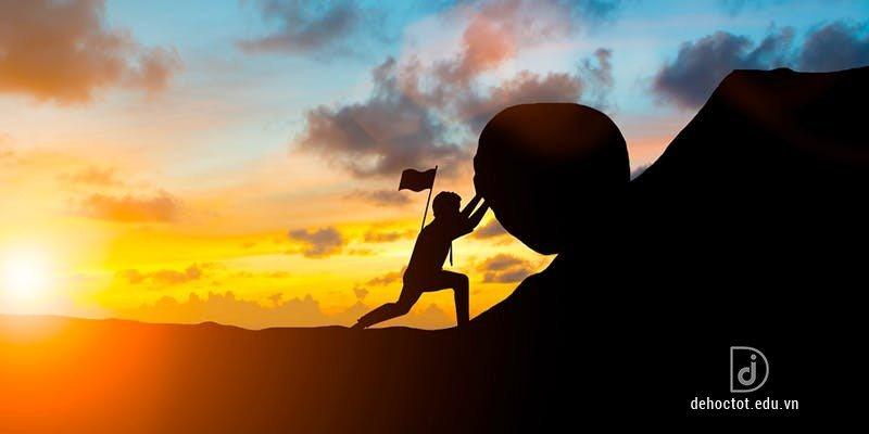 Nghị luận xã hội: Trên bước đường thành công, không có dấu chân của kẻ lười biếng (Lỗ Tấn).