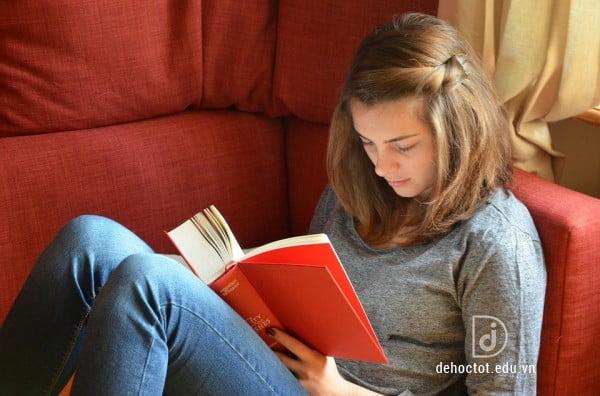để học tốt ngữ văn - đọc thật nhiều