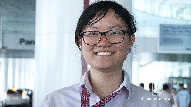 Nguyễn Phương Thảo (học sinh Trường THPT chuyên Khoa học Tự nhiên, Trường ĐH Khoa học Tự nhiên, ĐH Quốc gia Hà Nội) giành được huy chương Vàng và là thí sinh có điểm thi cao nhất kỳ thi Olympic Sinh học quốc tế năm 2018.