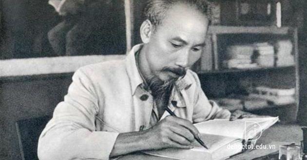 Tìm hiểu Tuyên ngôn độc lập Hồ Chí Minh