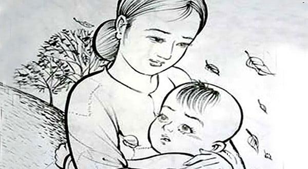Soạn bài Trong lòng mẹ của Nguyên Hồng